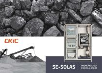 CKIC 5E-SOLAS Online Analyzer
