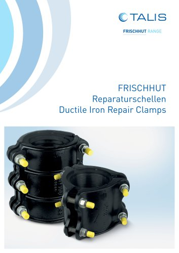 Ductile Iron Repair Clamps