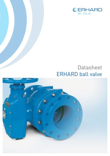 ERHARD ball valve