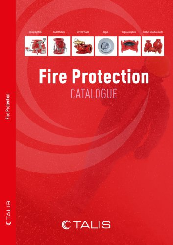 Fire Protection CATALOGUE