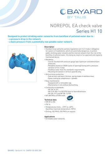 NOREPOL EA
