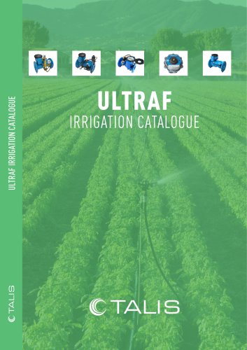 ULTRAF IRRIGATION CATALOGUE