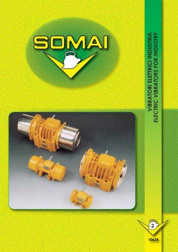SOMAI - Electric vibrator