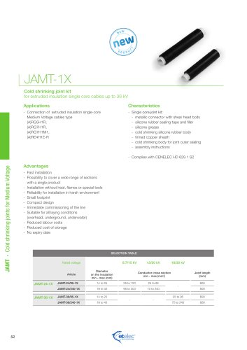 JAMT-1X