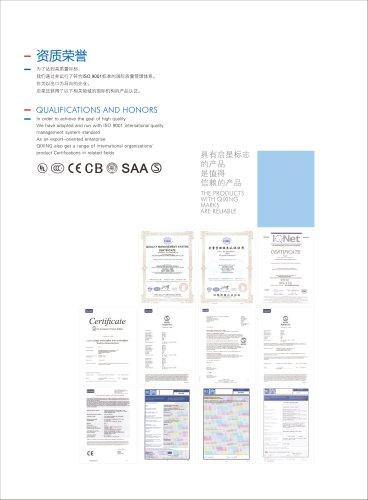 IEC Certifications