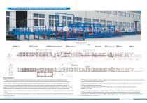Zhongji Z-Look EPS/Mineral Wool Sandwich Panel Production Line