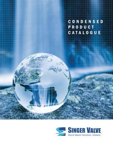 Condensed Catalogue