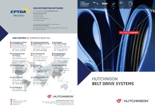 Hutchinson Belt Drive Systems EN