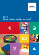 DOMO General Catalogue 2017
