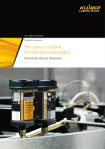 We have a system for effective lubrication