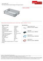 Stacking box: Ronny 120 DG Brochure en