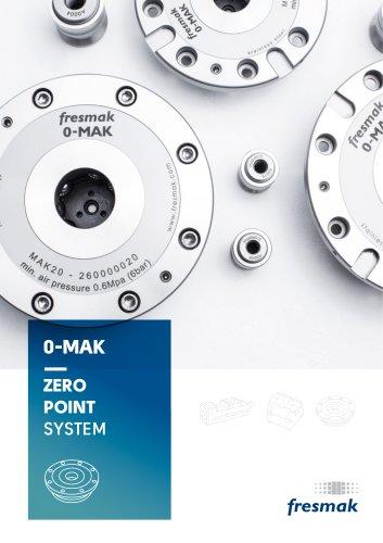 0-MAK Zero Point Clamping