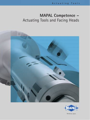 MAPAL Actuating Tools