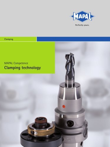 MAPAL Competence Clamping technology