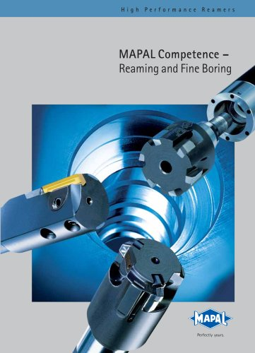 MAPAL Competence Reaming & Fine boring