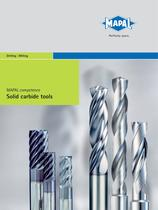 MAPAL Competence Solid carbide tools