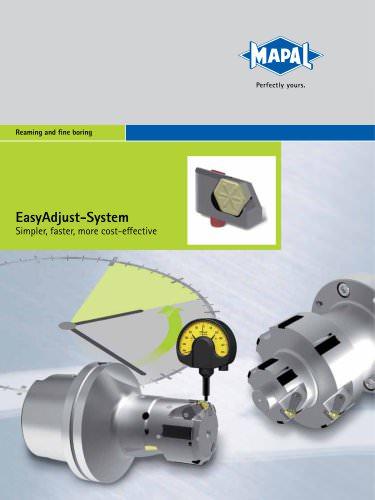 MAPAL EasyAdjust-System