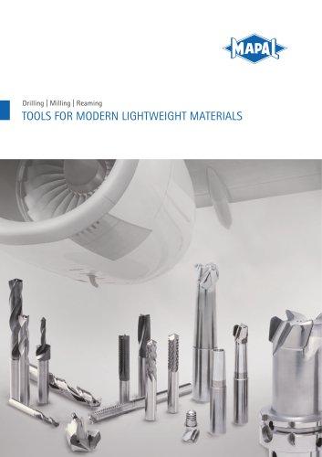 Tools for modern lightweight materials