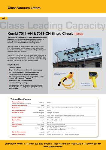 Kombi 7011-AH & 7011