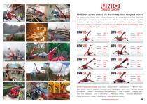 UNIC Cranes - 2