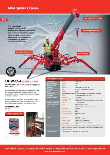 UNIC URW-094