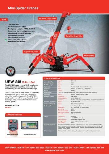 UNIC URW-245