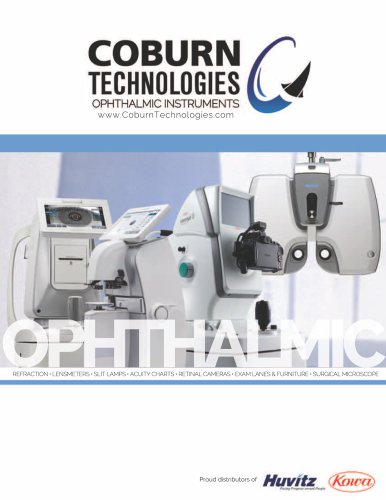 OPHTHALAMIC INSTRUMENTS