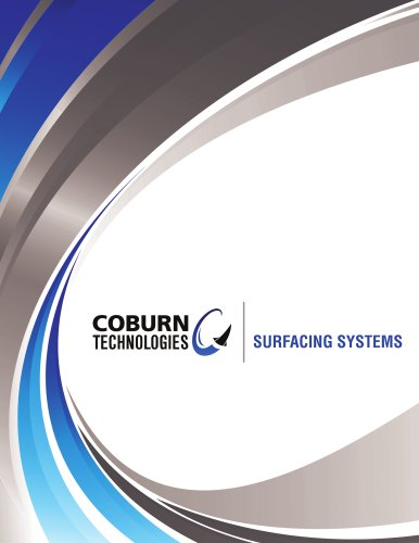 Surfacing Brochure