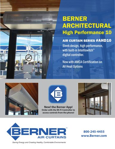 Architectural High Performance 10