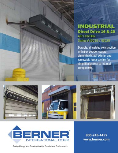 Industrial Direct Drive 16