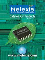 Melexis' Short Form Catalog
