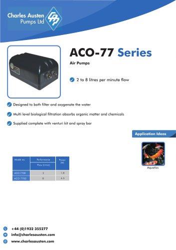 ACO77 SERIES