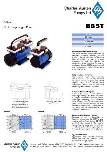 B85T DEP - Parallel