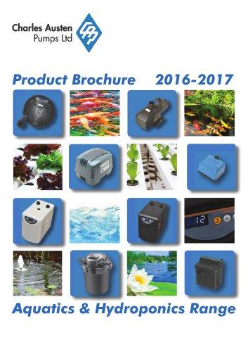 CAP ENVIRO BROCHURE 2016-17