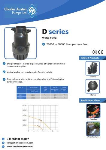 D SERIES UK 2000-40000
