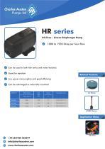 HR SERIES - 1