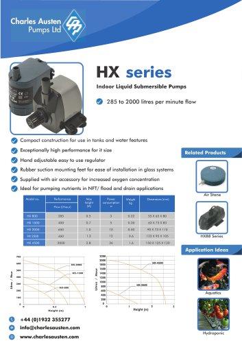 HX 2500 SERIES
