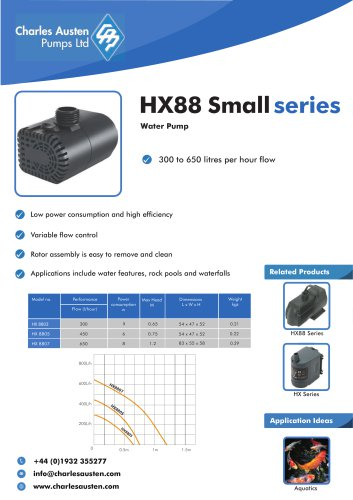 HX SMALL SERIES