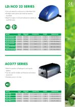 Hydroponic & Aquatic Pumps Brochure 2019 - 7