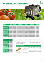 Hydroponic & Aquatic Pumps Brochure 2019 - 9