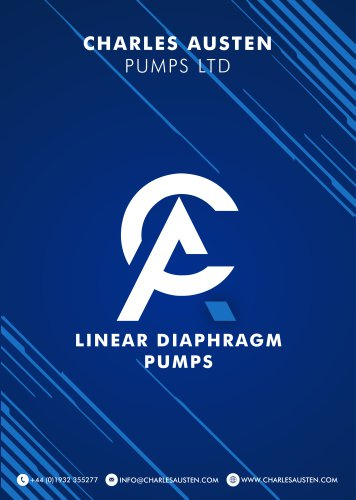 LINEAR DIAPHRAGM PUMPS