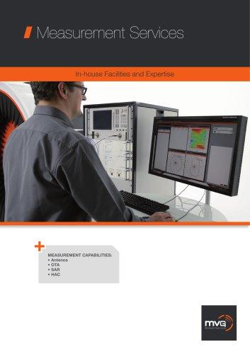 Measurement Services Brochure