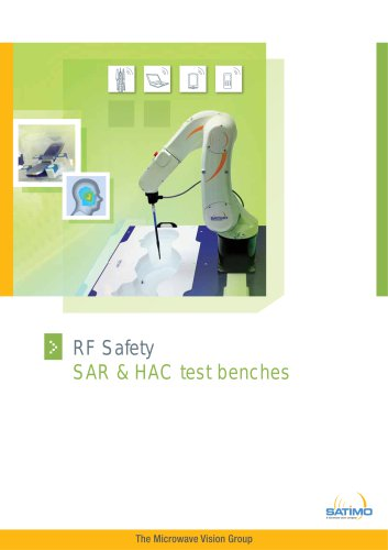 SAR and HAC test benches