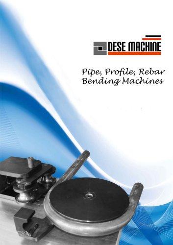 DESE MACHINE Catalog