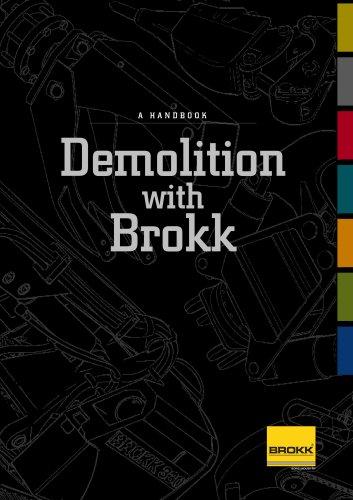 Demolition with Brokk