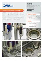 Contact-less dispensing system DAVR - 1