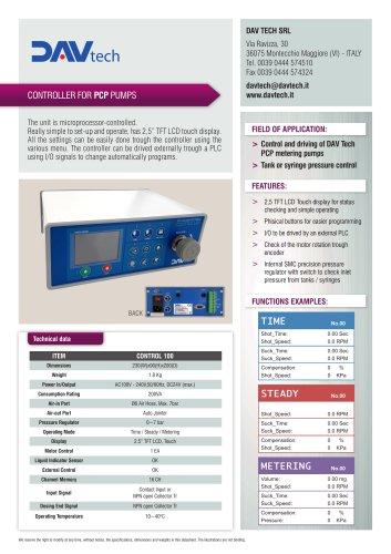 PCP Controller