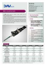 PDP 2K volumetric pumps