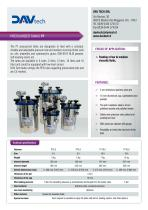 Pressurized Tanks - 1