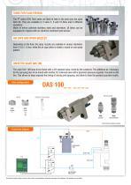 Spray valve DAS 100 - 2